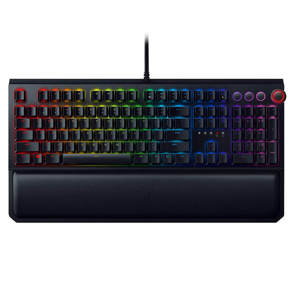 Razer Black Widow Elite: Mechanical Keyboard
