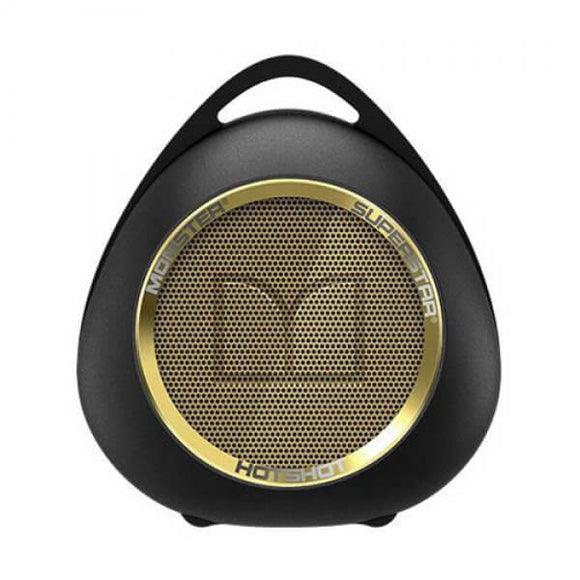 Monster Superstar Hotshot BT Speaker Black/Gold