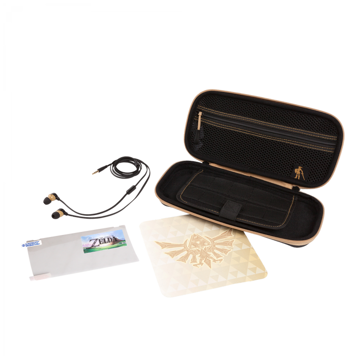 PowerA Travel Protection Kit for Nintendo Switch - Legend of Zelda