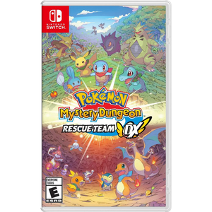 Nintendo Switch Pokémon Mystery Dungeon: Rescue Team DX