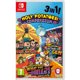Nintendo Switch 3 in 1 Holy Potatoes! Compendium