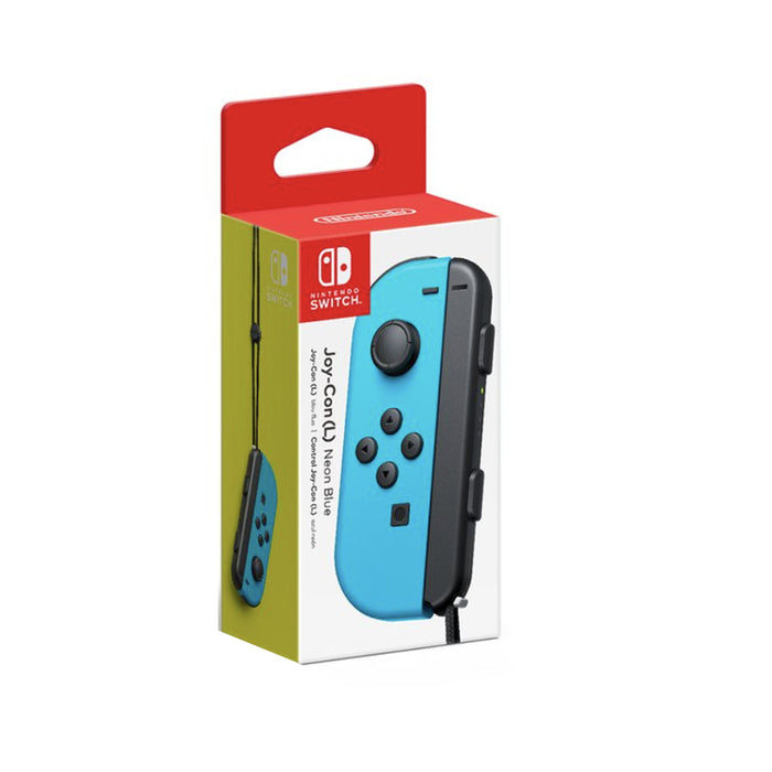 Nintendo Switch Joy-Con Left Neon Blue