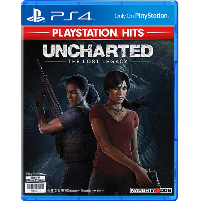 PS4 Hits UNCHARTED The Lost Legacy (R3)