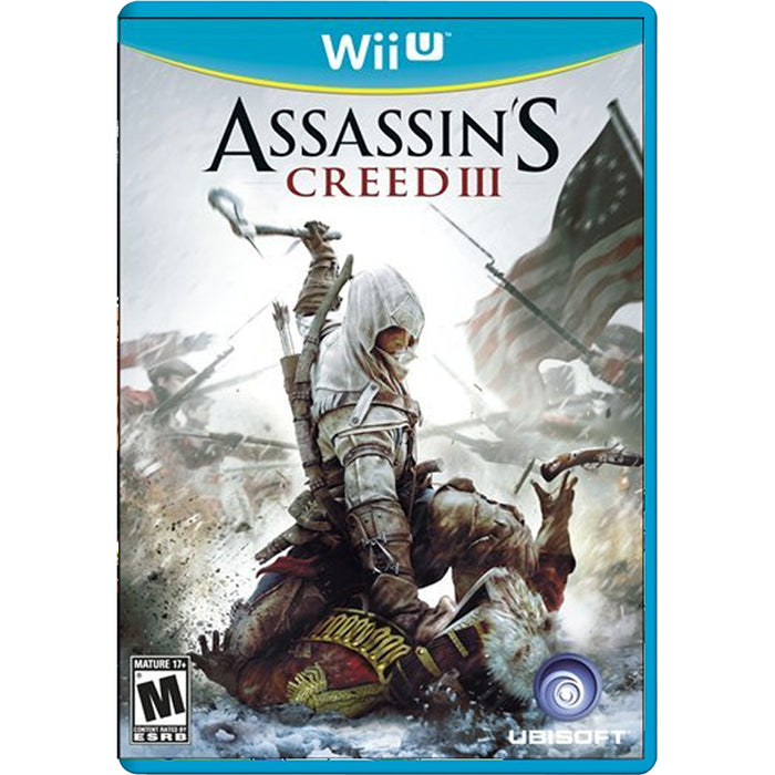 Wii U Assassins Creed 3 (US)