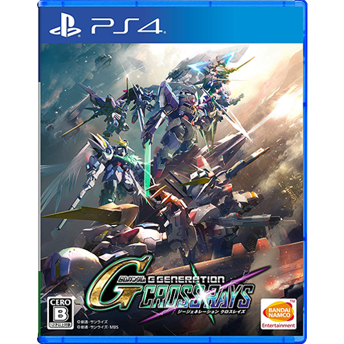 PS4 SD Gundam G Generation Cross Rays (R3)
