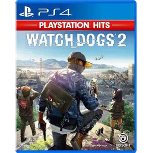 PS4 Hits Watch Dogs 2 (R3)