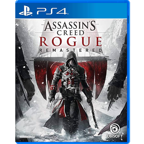 PS4 Assassin's Creed Rogue: Remastered (R3)