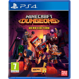 PS4 Minecraft Dungeons Hero Edition (R2)