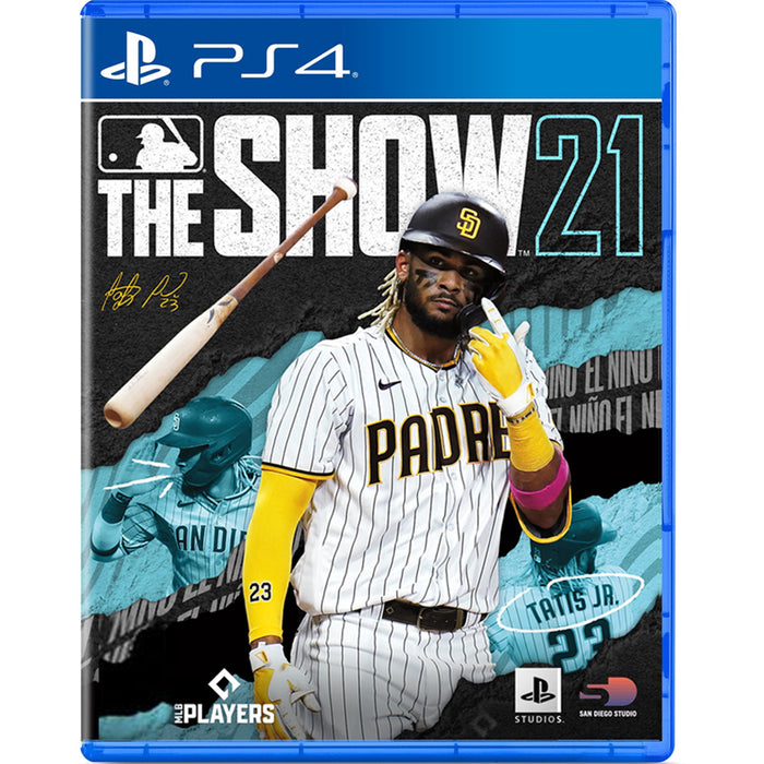 PS4 MLB The Show 21 (R3)