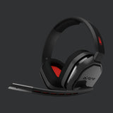 Logitech A10 Astro Gaming Headset - Red