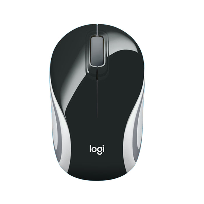 Logitech M187 Wireless Mini - Mouse