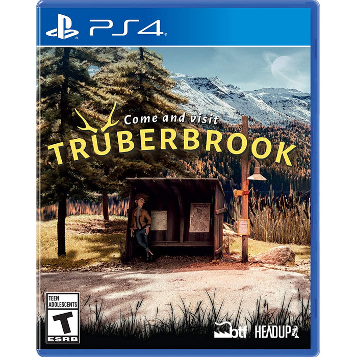 PS4 Truberbrook (R1)