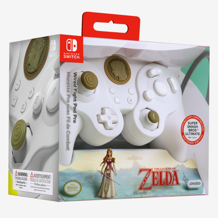 PDP Wired Controller Zelda  for Nintendo Switch