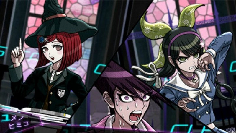 PS4 New Danganronpa V3 Killing Harmony (R3)
