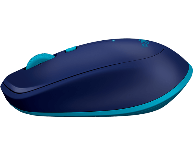 Logitech M337 Bluetooth Mouse (Blue)