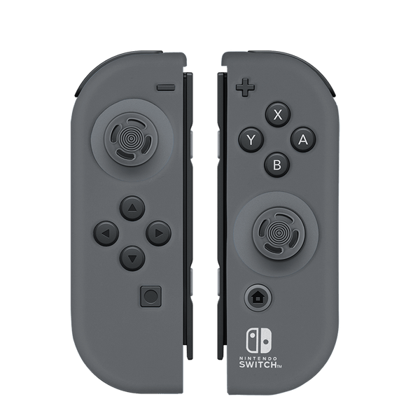 PDP Joy-Con Gel Guards for Nintendo Switch (500-034) Gray