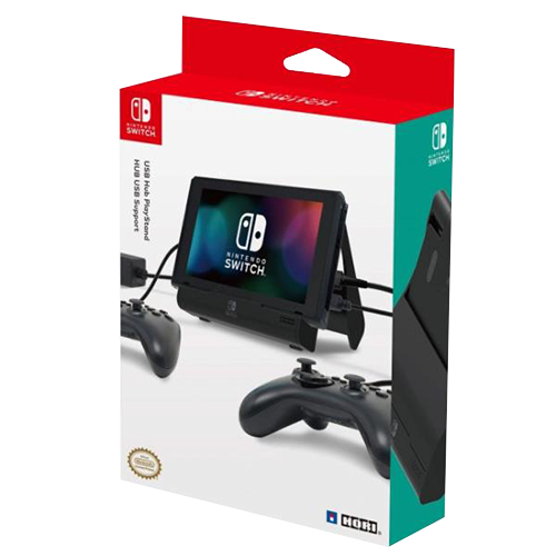 HORI USB Hub Stand for Nintendo Switch (NSW-078)