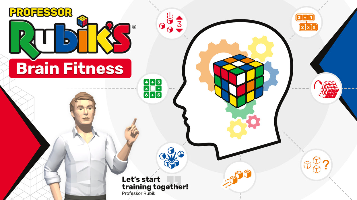 Nintendo Switch Professor Rubik's Brain Fitness (EU)