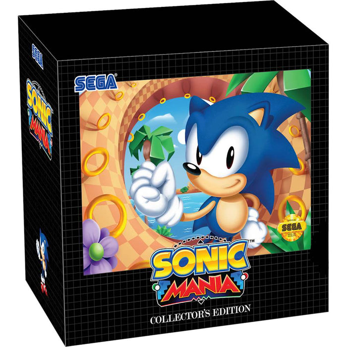 Nintendo Switch Sonic Mania Collectors Edition