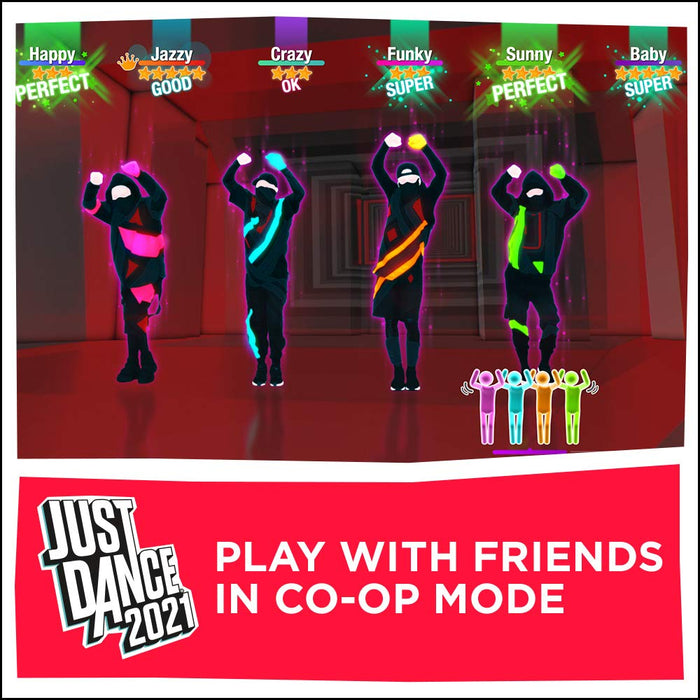 PS5 Just Dance 2021 (R3)