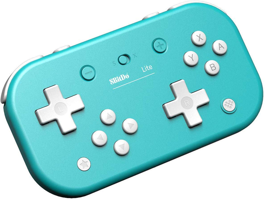 8Bitdo Lite Bluetooth Gamepad for Nintendo Switch - (Turqouise)