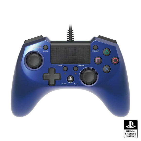 HORI Pad FPS Plus for PlayStation4 - Blue (#026)