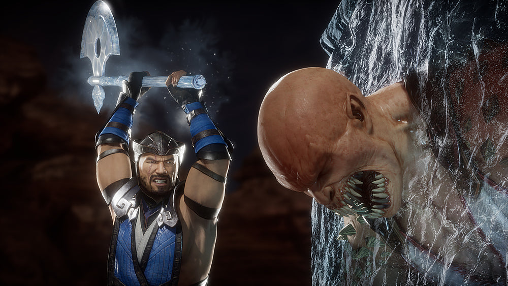 PS4 Mortal Kombat 11 Ultimate (R3)