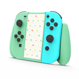 Lucky Fox Joy-Con Charge Grip for Nintendo Switch (Pastel Green)