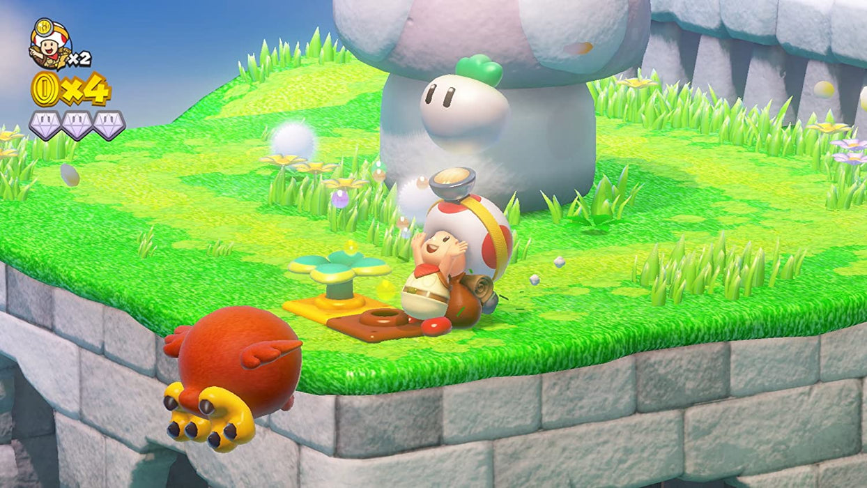 Nintendo Switch Captain Toad Treasure Tracker (MDE)
