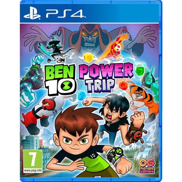 PS4 Ben 10 Power Trip! (R2)