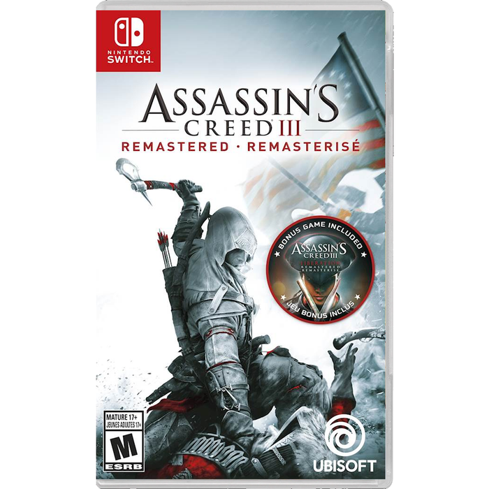 Nintendo Switch Assassin's Creed III Remastered