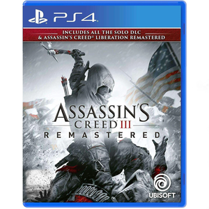 PS4 Assassins Creed III: Remastered (R3)