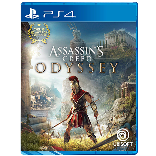 PS4 Assassin's Creed Odyssey (R3)