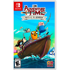 Nintendo Switch Adventure Time Pirates of the Enchiridion