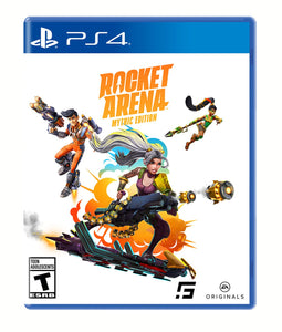 PS4 Rocket Arena Mythic Edition (R3)