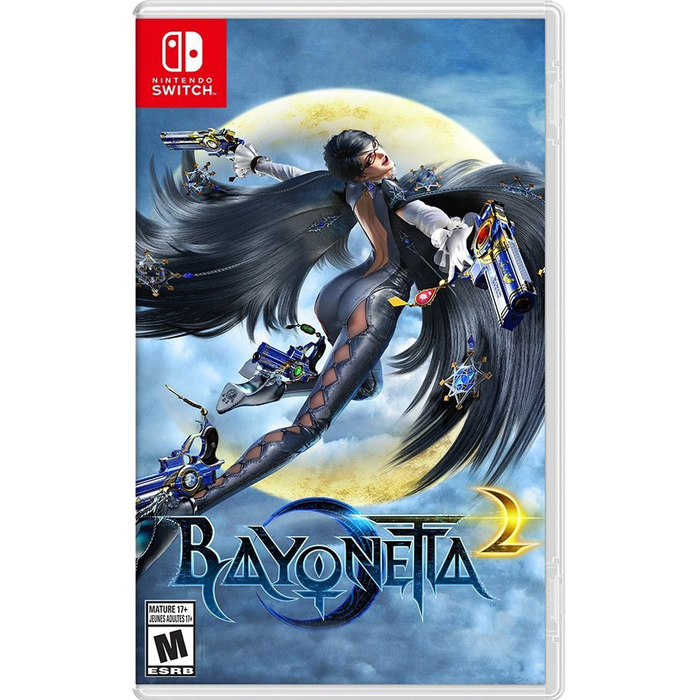 Nintendo Switch Bayonetta 2