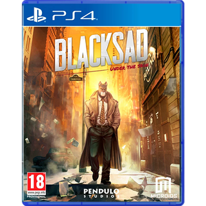 PS4 BlackSad Under the Skin LE (R2)