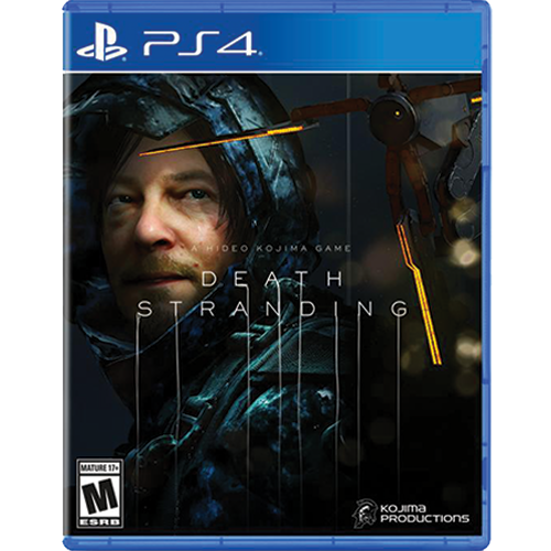 PS4 Death Stranding Collector's Edition (R3)