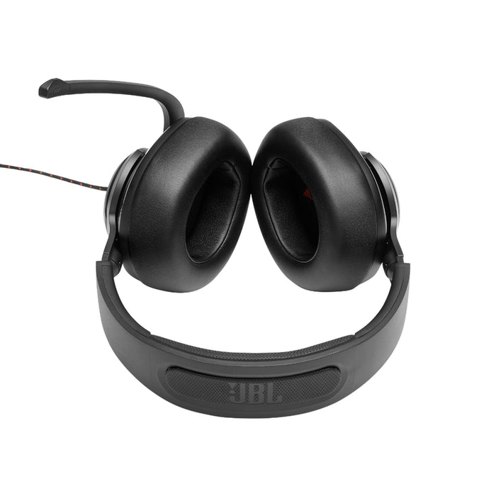 JBL Quantum 200 Headset Black