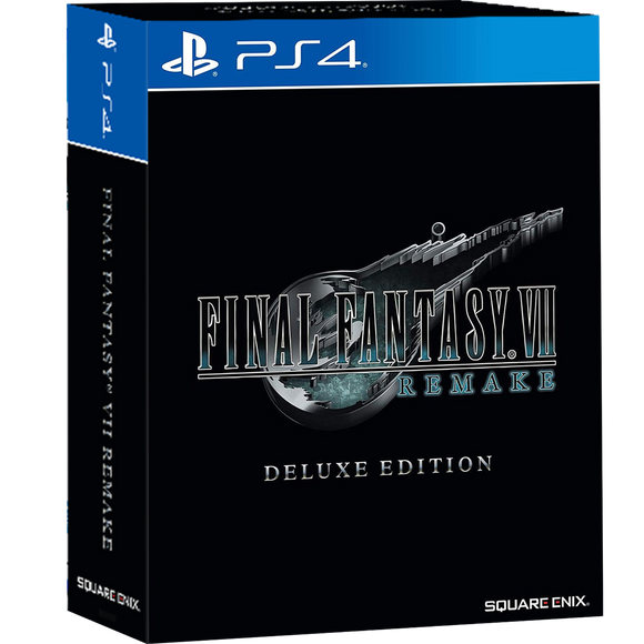 PS4 Final Fantasy VII Remake (Deluxe Edition) (R3)
