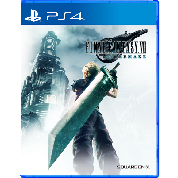 PS4 Final Fantasy VII Remake (R3)
