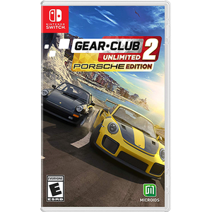 Nintendo Switch Gear Club Unlimited 2: Porsche Edition