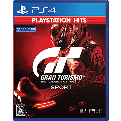 PS4 Gran Turismo Sports - PS Hits (R3)