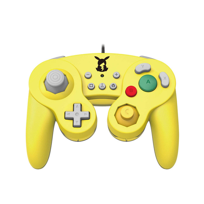 HORI Classic Controller Pikachu for Nintendo Switch (NSW-109A)