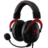 HyperX Cloud II Headset - Red