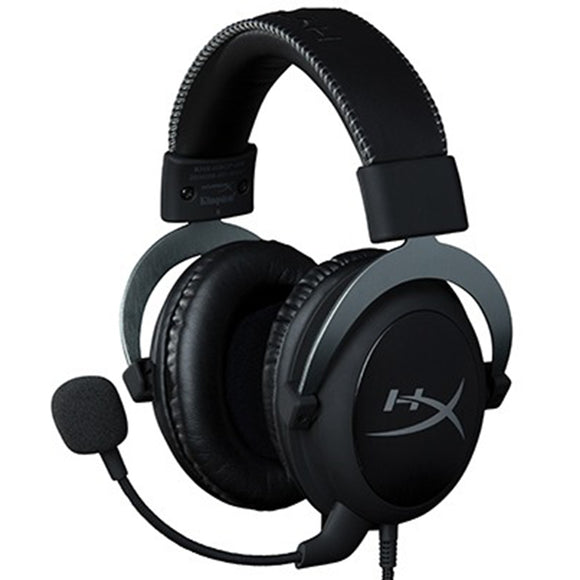 HyperX Cloud II Pro 7.1 Gaming Headset - Gun Metal