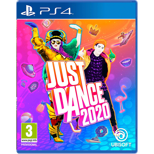 PS4 Just Dance 2020 (R3)