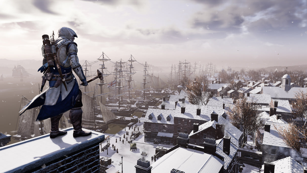 PS4 Assassin's Creed III Remastered (R3)