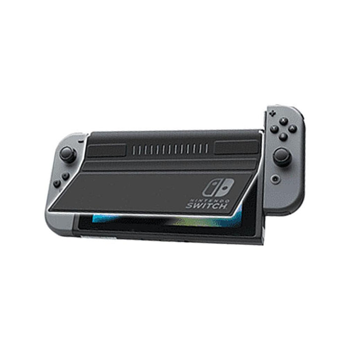 Keys Factory Front Cover for Nintendo Switch (Black)