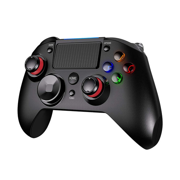 Lucky Fox Wireless Gamepad Pro P4 Series for PlayStation, Android and PC